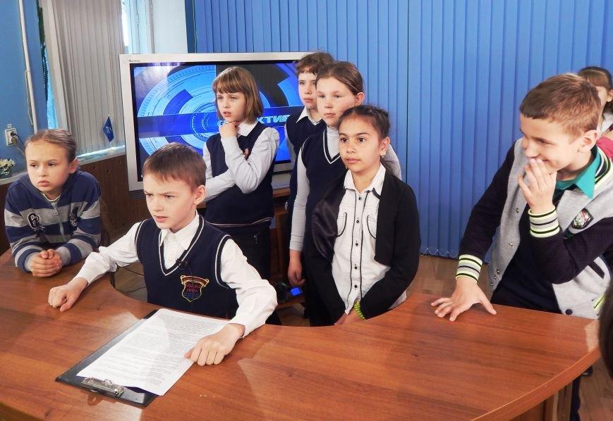Ялтинские школьники выбирают будущую профессию, фото-3
