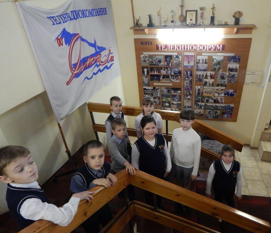 Ялтинские школьники выбирают будущую профессию, фото-2