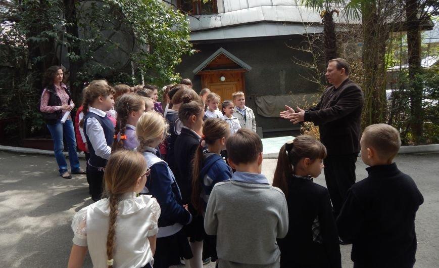 Ялтинские школьники выбирают будущую профессию, фото-1
