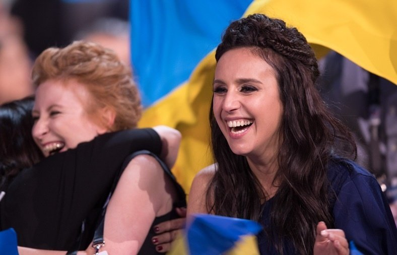 Бахмутчане поздравляют Джамалу с победой на Евровидении, фото-3