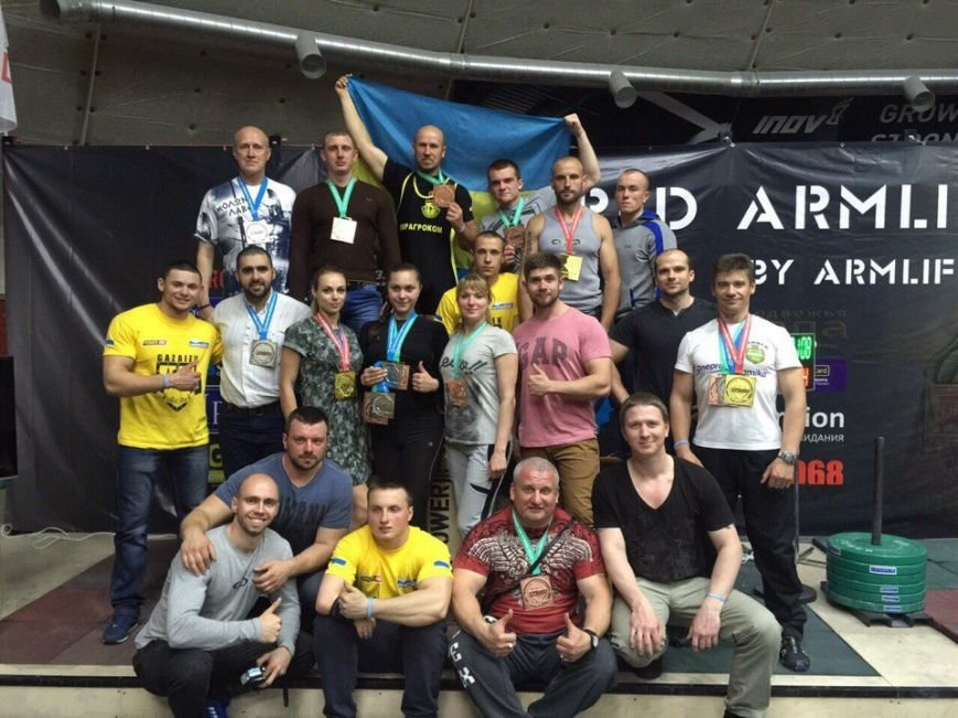 Сумчанка стала чемпионкой мира по армлифтингу (ФОТО), фото-3