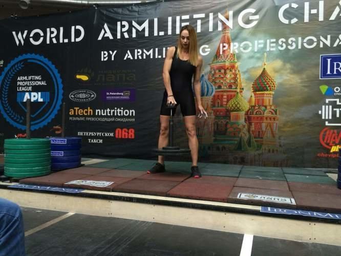Сумчанка стала чемпионкой мира по армлифтингу (ФОТО), фото-4