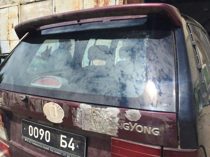 Херсонская Свято-Покровская церковь помогла с ремонтом автомобиля для военнослужащих (фото), фото-2