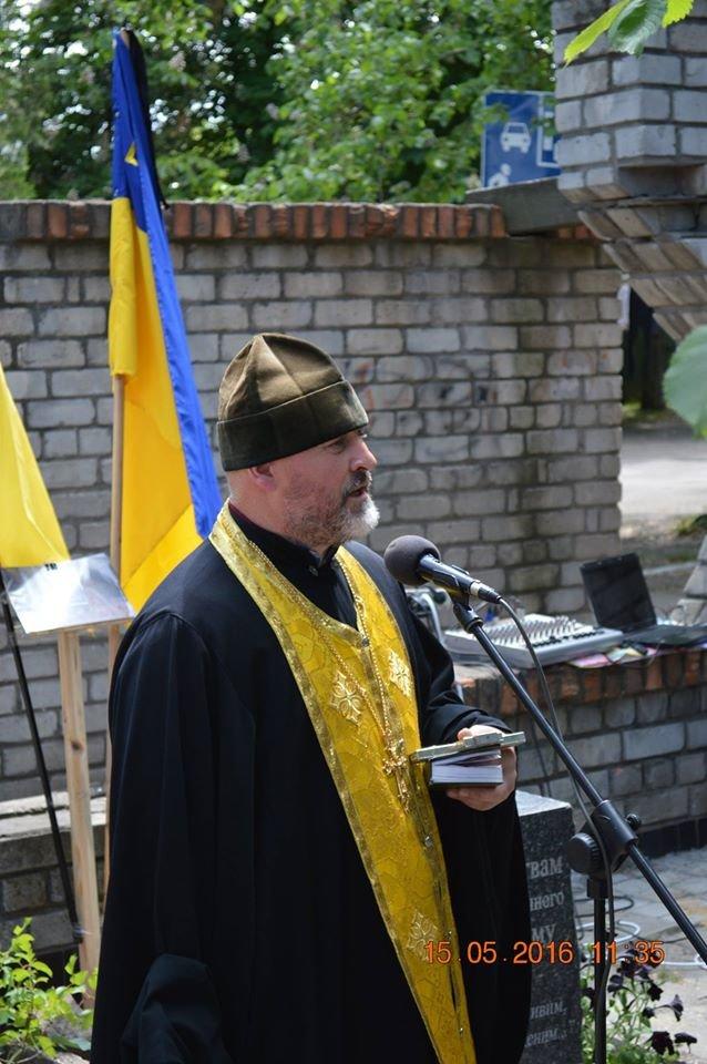 В Бердянске общественность отметила День жертв политических репрессий, фото-18