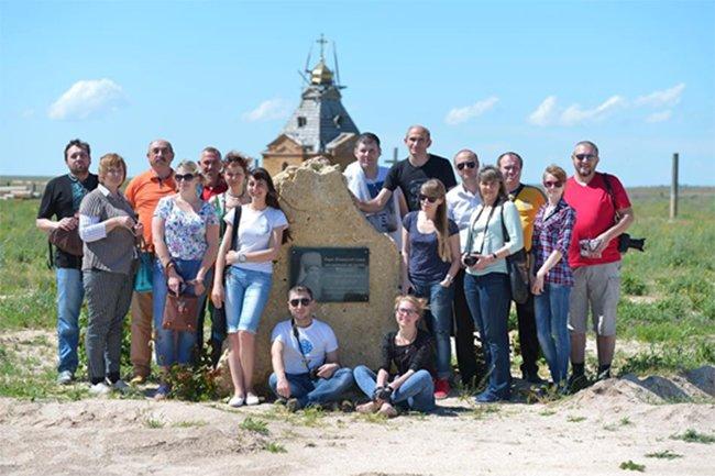 Херсонские блогеры открыли сезон на Арабатской стрелке (фоторепортаж), фото-3