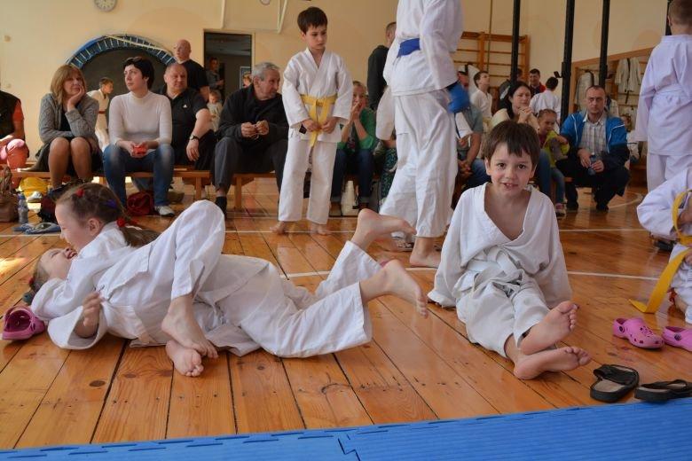 «Сильные духом»: два дня с детьми из новополоцкого каратэ-клуба «Будокай», фото-11