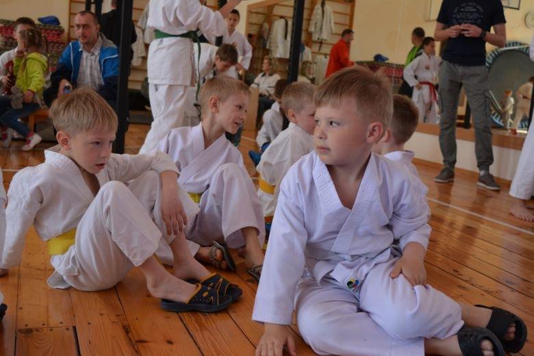 «Сильные духом»: два дня с детьми из новополоцкого каратэ-клуба «Будокай», фото-12