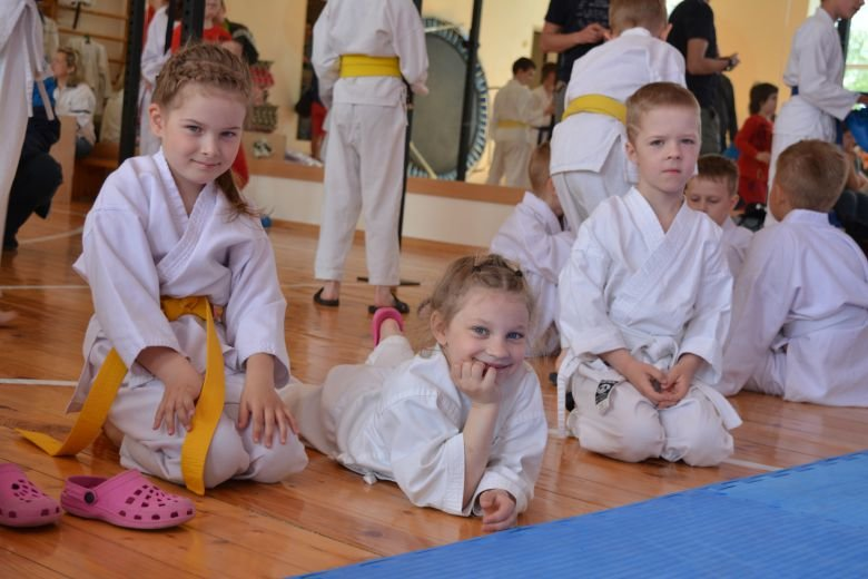 «Сильные духом»: два дня с детьми из новополоцкого каратэ-клуба «Будокай», фото-10