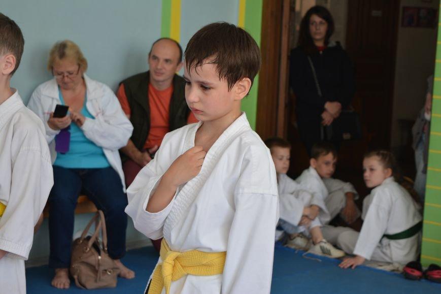 «Сильные духом»: два дня с детьми из новополоцкого каратэ-клуба «Будокай», фото-1