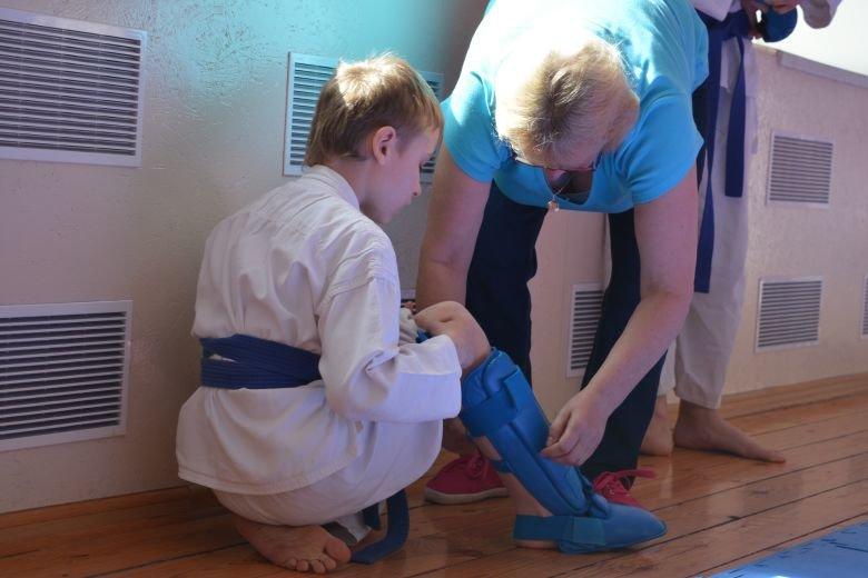 «Сильные духом»: два дня с детьми из новополоцкого каратэ-клуба «Будокай», фото-9