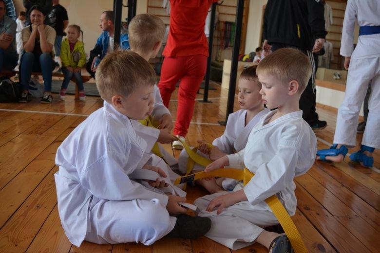 «Сильные духом»: два дня с детьми из новополоцкого каратэ-клуба «Будокай», фото-8