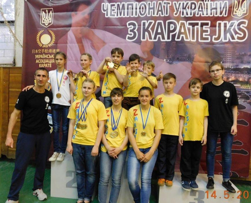 11 каратистов привезли в Бердянск 16 медалей, фото-3