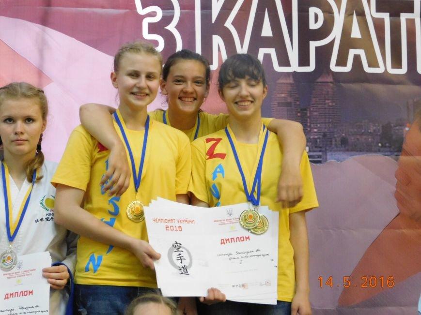 11 каратистов привезли в Бердянск 16 медалей, фото-2