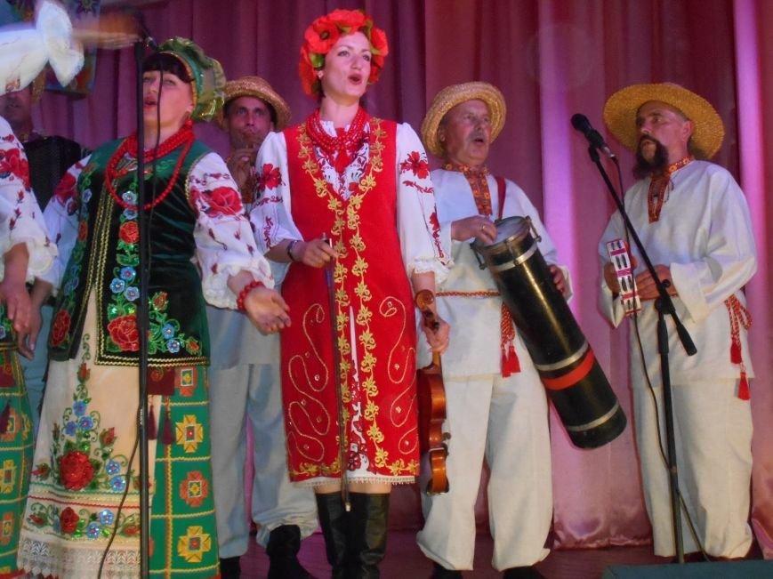 Фестиваль семейного творчества состоялся в Добропольском райне, фото-19