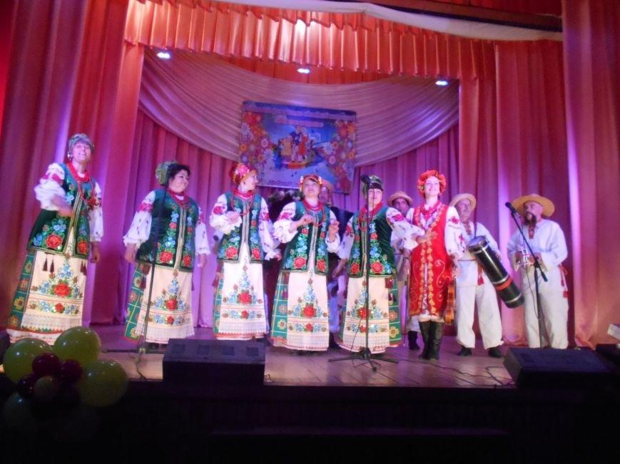 Фестиваль семейного творчества состоялся в Добропольском райне, фото-18