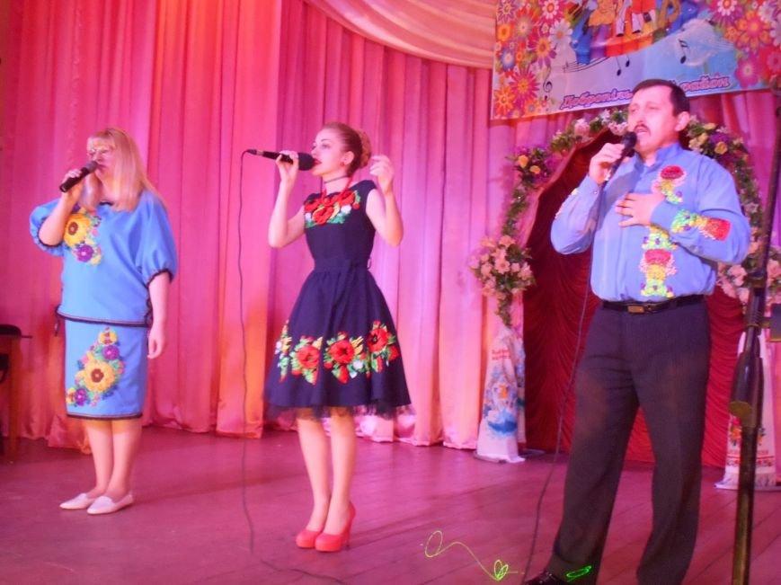 Фестиваль семейного творчества состоялся в Добропольском райне, фото-15