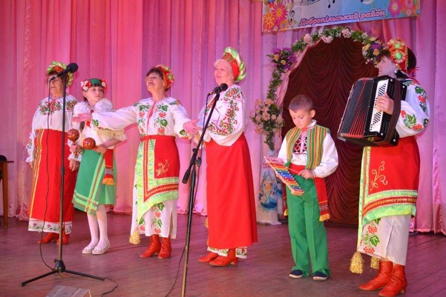 Фестиваль семейного творчества состоялся в Добропольском райне, фото-6