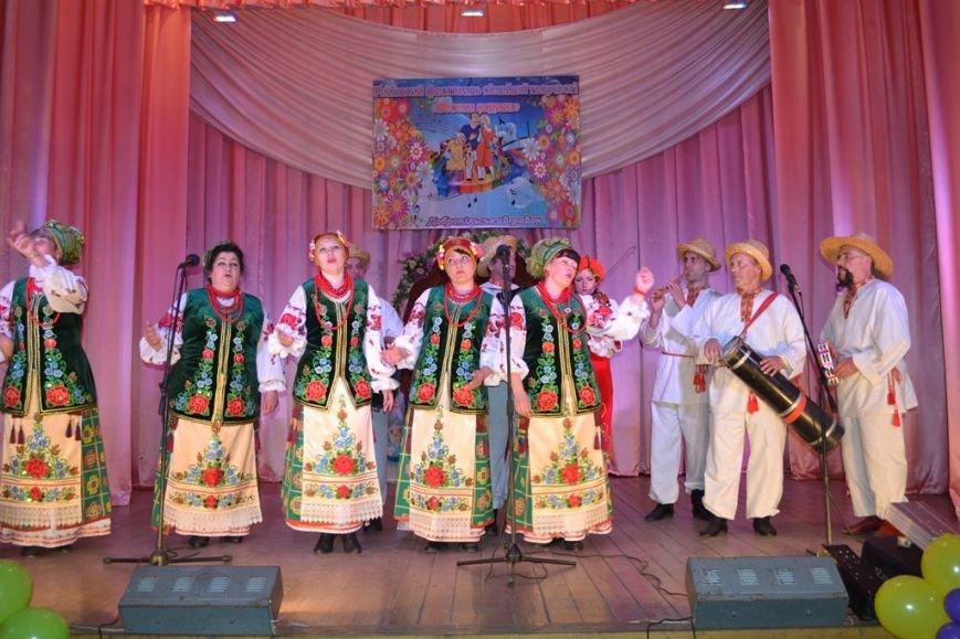 Фестиваль семейного творчества состоялся в Добропольском райне, фото-9