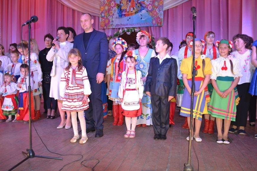 Фестиваль семейного творчества состоялся в Добропольском райне, фото-10