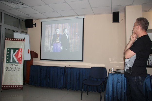 Георгий Делиев встретился с поклонниками в Херсоне (фоторепортаж), фото-2