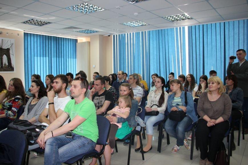 Георгий Делиев встретился с поклонниками в Херсоне (фоторепортаж), фото-1