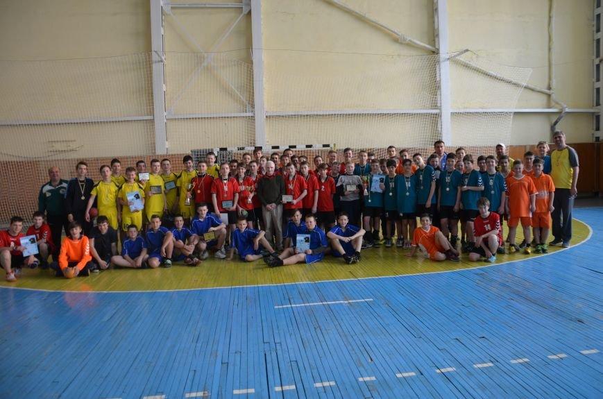 Мелитопольские гандболисты вернулись домой с медалью, фото-2