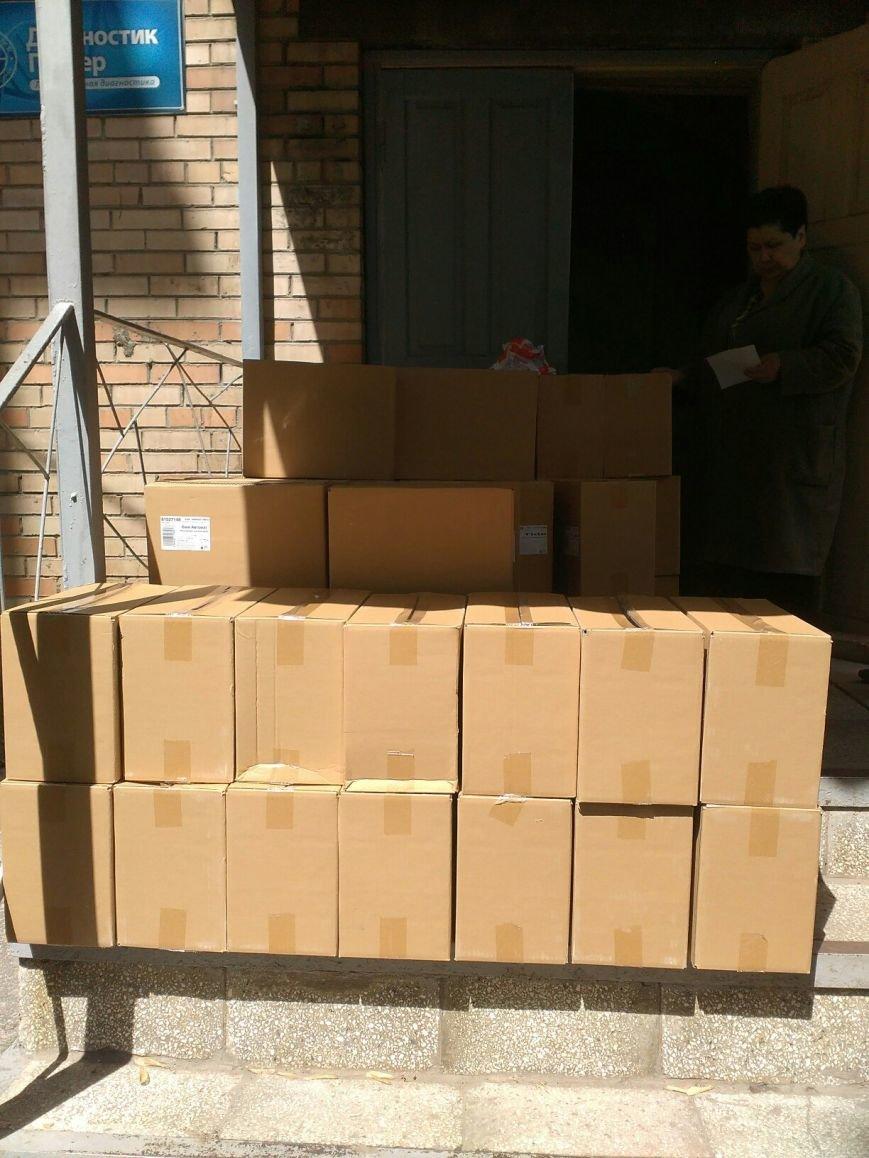 В Бахмут привезли очередной груз гуманитарной помощи, фото-4