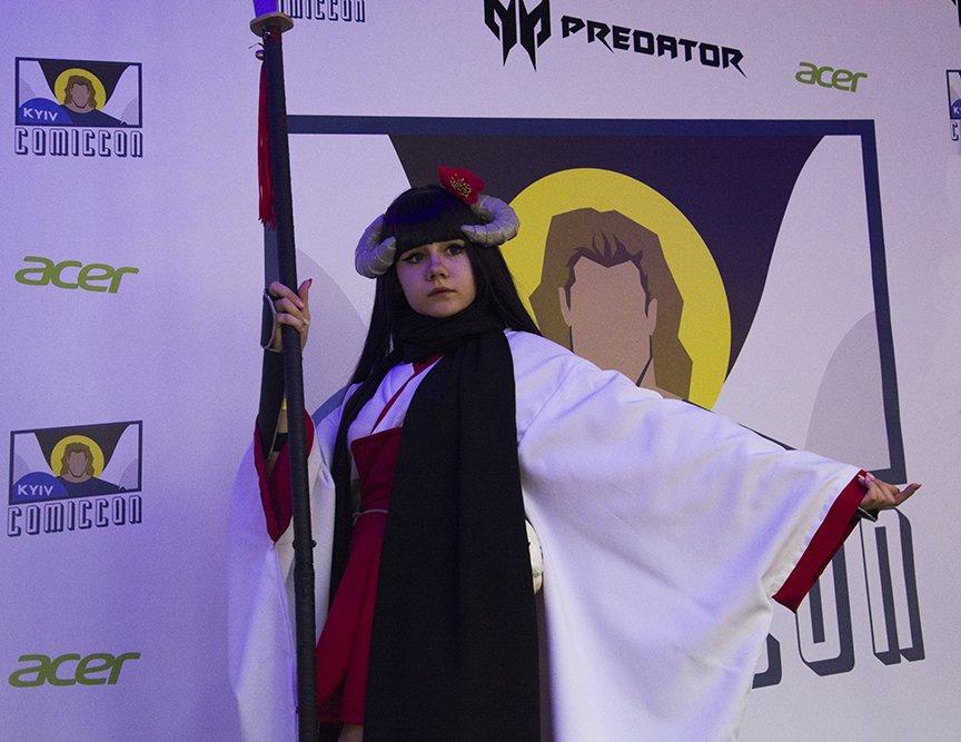 ComicСon: в Киеве прошел фестиваль косплея, аниме и комиксов (ФОТОРЕПОРТАЖ), фото-3