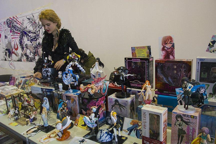 ComicСon: в Киеве прошел фестиваль косплея, аниме и комиксов (ФОТОРЕПОРТАЖ), фото-15