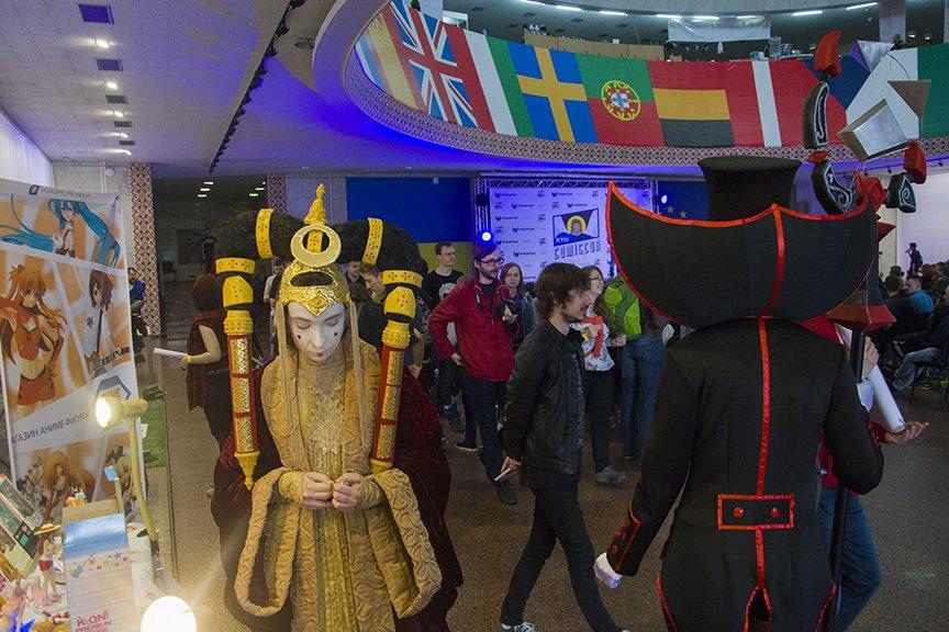 ComicСon: в Киеве прошел фестиваль косплея, аниме и комиксов (ФОТОРЕПОРТАЖ), фото-25