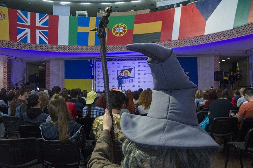 ComicСon: в Киеве прошел фестиваль косплея, аниме и комиксов (ФОТОРЕПОРТАЖ), фото-13