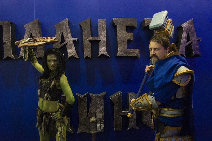 ComicСon: в Киеве прошел фестиваль косплея, аниме и комиксов (ФОТОРЕПОРТАЖ), фото-9