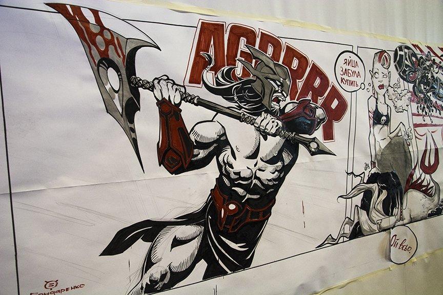 ComicСon: в Киеве прошел фестиваль косплея, аниме и комиксов (ФОТОРЕПОРТАЖ), фото-7