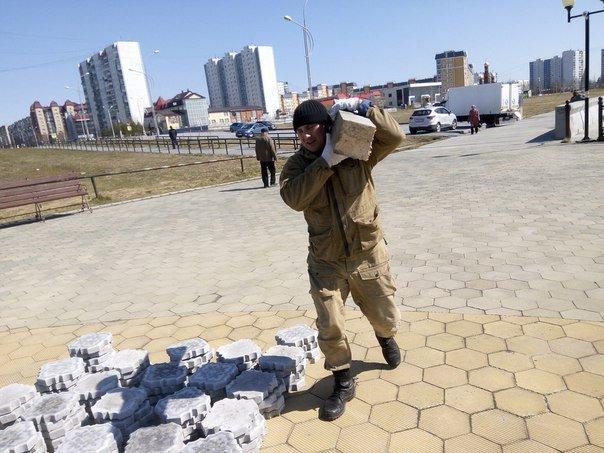 Знак «Я люблю Нижневартовск» станет любимым местом отдыха горожан, фото-1