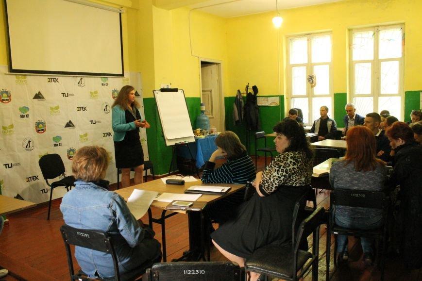 UrbanTalk в Доброполье: город расцветает?, фото-1
