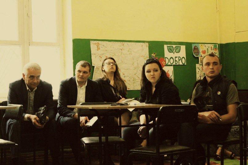 UrbanTalk в Доброполье: город расцветает?, фото-6