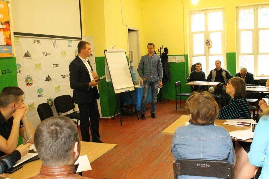 UrbanTalk в Доброполье: город расцветает?, фото-7