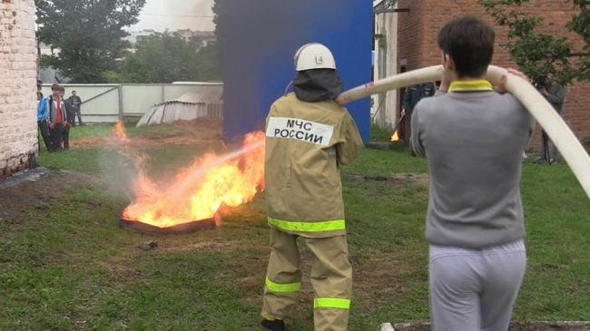 юные пожарные 3