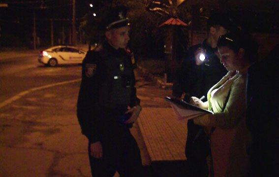 В Краматорске за сутки 87 раз вызывали новых патрульных полицейских, фото-3