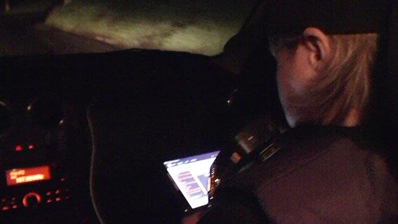 В Краматорске за сутки 87 раз вызывали новых патрульных полицейских, фото-1