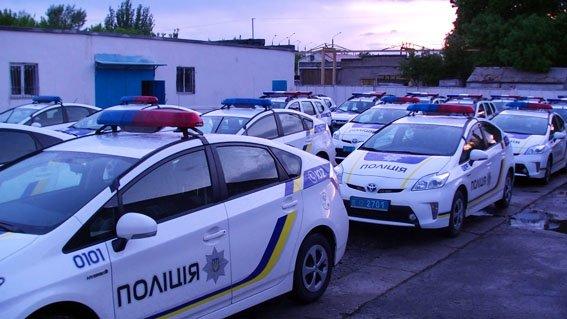 В Краматорске за сутки 87 раз вызывали новых патрульных полицейских, фото-4