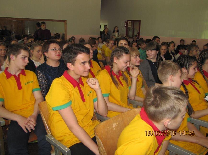 Мелитопольская гимназия №19 победила в конкурсе юных инспекторов дорожного движения, фото-5