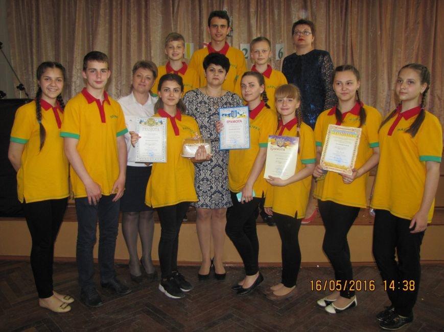 Мелитопольская гимназия №19 победила в конкурсе юных инспекторов дорожного движения, фото-4