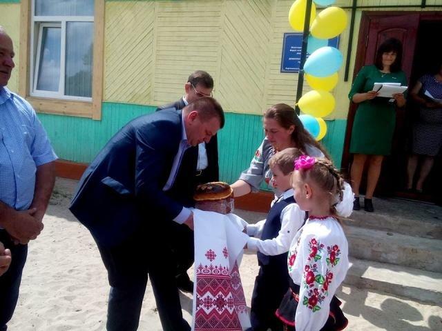 На Зарічненщині – новий дитсадок, фото-1