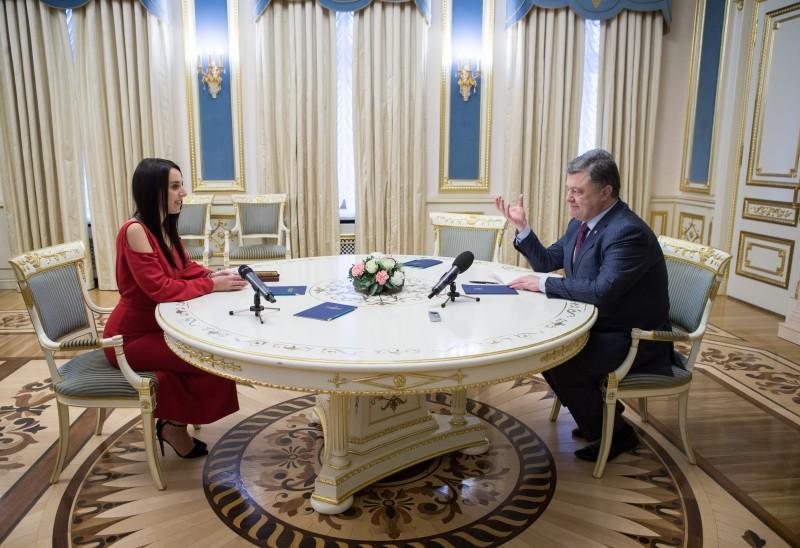 """Президент Украины присвоил Джамале почетное звание """"Народная артистка Украины"""", фото-1"""