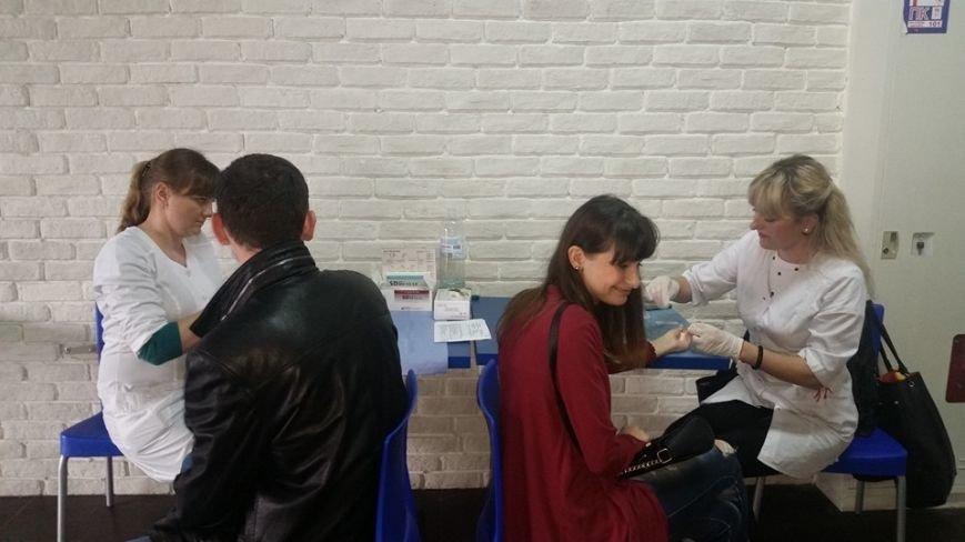 Бесплатный тест на ВИЧ прошли 46 сумчан (ФОТО), фото-3