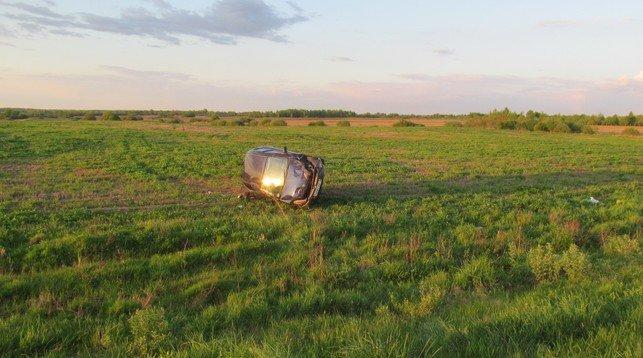 В Верхнедвинском районе Toyota вылетела в кювет и перевернулась: 29-летняя женщина умерла в больнице, фото-2