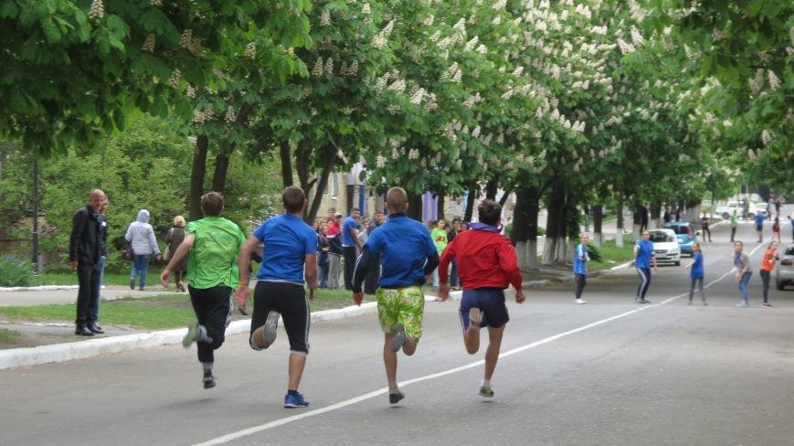 В Покровске состоялся легкоатлетический забег, приуроченный ко Дню Европы и Олимпийскому дню, фото-12