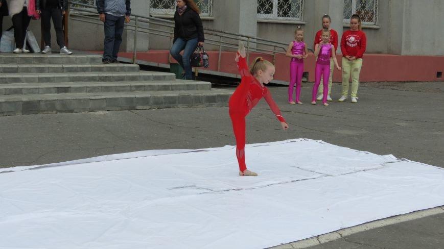 В Покровске состоялся легкоатлетический забег, приуроченный ко Дню Европы и Олимпийскому дню, фото-9