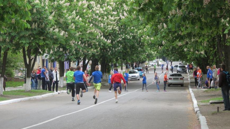 В Покровске состоялся легкоатлетический забег, приуроченный ко Дню Европы и Олимпийскому дню, фото-13